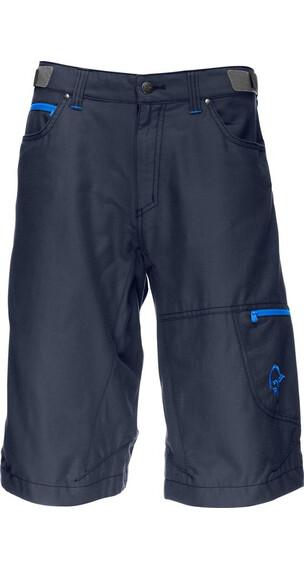Norrøna M's Falketind Cotton Shorts Cool Black (7760)